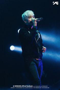 SEUNGRI x BIG BANG | 2015 WORLD TOUR x MADE IN DALIAN @ ZHONGSHENG CENTER