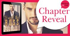Holly J. Gill: Chapter Reveal 'Tempt the Boss' by Natasha Madison...