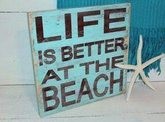 beach life.