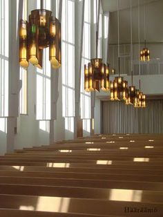 Lakeuden ristin kirkko Seinäjoella http://www.haaraamo.fi/