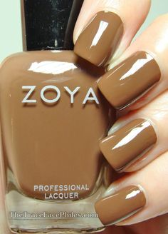 The TraceFace Philes: Zoya Entice Collection! Zoya Nyssa
