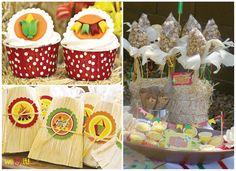 Ideias para uma festa junina cheia de cores