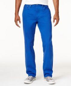 LEVI'S Levi'S® 541™ Athletic Fit Rigid Twill Pants. #levis #cloth # jeans