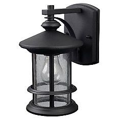 Electrical Outlets Wall Lantern And Bronze Highlights On