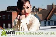 Ayi Jihu FearChaser® Joins the fight against Human trafficking and Exploitation as New Sisha Global Ambassador Stop Human Trafficking, Helping Others, Charity, Chinese, Star, Entertainment, News, Stars, Entertaining