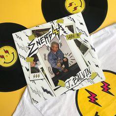 I Vinyl You: J Balvin – Energía - #Jbalvin #Vinyl #IVinylYou #RevistaMarvin #Marvin #ArtDirection #AlbumCover #Photography #Energia #Reggaeton