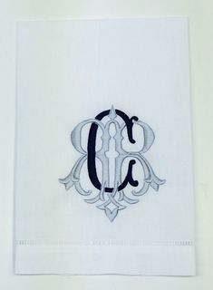 Historical Monograms with a modern touch!