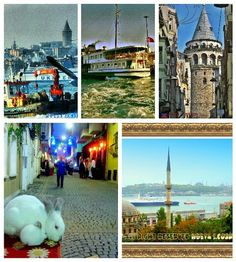 GREETINGS FR0M ISTANBUL..@ : @all rights reserved HULYA  I.COSKUN | hulyahulya