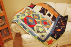 """Sew & Tell: """"From another universe"""" #projectquilting by MamaEggo"""