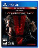 Metal Gear Solid V The Phantom Pain Sony PlayStation 3 Video Game Metal Gear V, Metal Gear Solid, Xbox 360, Ps4 Or Xbox One, Playstation Games, Xbox One Games, Ps4 Games, Ps3, Games Consoles