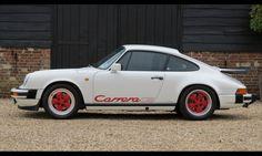 Porsche 911 Carrera Club Sport, 1988