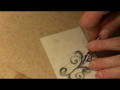 ▶ How to Carve a Print Block 101 PART 3 with Milliande - YouTube