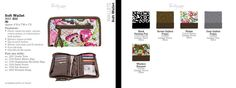 Soft Wallet $22.00  Thirty-One