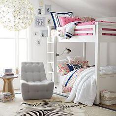 Girls Beds & Bedframes | PBteen