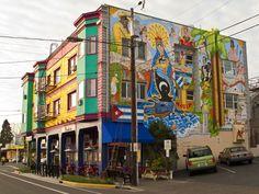 Mural Locator: Locate murals around the world.