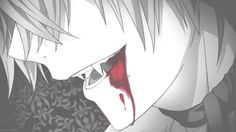 Find images and videos about gif, anime and diabolik lovers on We Heart It - the app to get lost in what you love. Vampire Boy, Vampire Bites, Vampire Knight, Vampire Manga, Retro Aesthetic, Aesthetic Grunge, Aesthetic Anime, Vampires, Kanato Sakamaki
