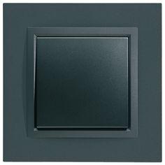 Collection Kallysta - Interrupteurs et prises électriques design