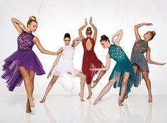 Kelle dance uniforms