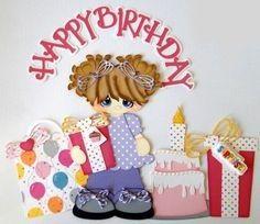 Birthday Celebration, Happy, Happiness, Being Happy