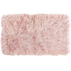 Add style and practicality to your home with the Blush Faux Fur Rug 2 x To purchase, and find more affordable Accent Rugs, visit your local At Home store. Blush Bedroom Decor, Rose Gold Room Decor, Bedroom Ideas, Shabby Bedroom, Shabby Cottage, Bedroom Designs, Shabby Chic, Faux Fur Rug, Pink Faux Fur