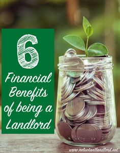 Being a landlord can have some major financial benefits. Read what those are, as well as some tips for becoming a successful landlord.