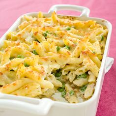 Baked Four-Cheese Pasta Recipe - Cooks Country