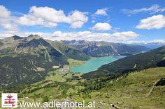 Unzählige Wandermöglichkeiten am Reschenpass Mountains, Nature, Travel, Eagle, Hiking, Vacation, Naturaleza, Viajes, Destinations