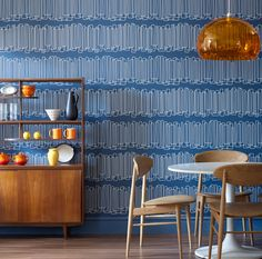 New Trendy Bold Wallpaper for Homeowners