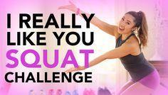 I Really Like You Squat Challenge!