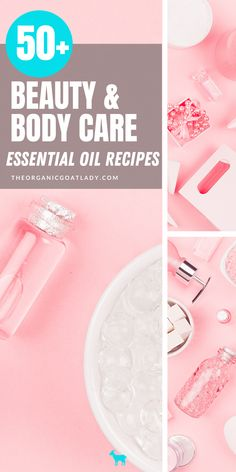 Find a recipe here for anything that you need in your skin and body care routine! Essential oils are excellent for the skin! Create a more youthful appearance by using these recipes! #EssentialOils #HealthyLiving #NaturalLiving #Handmade Diluting Essential Oils, Essential Oil Diffuser, Essential Oil Blends, Insect Repellent Spray, Massage Oil, Oils For Skin, Natural Healing, Diy Beauty, Body Care