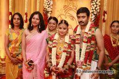 Sneha Prasanna south indian wedding pretty jewellery