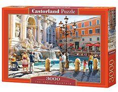 """Castorland """"The Trevi Fountain"""" Jigsaw Puzzle (3000-Piece... https://www.amazon.com/dp/B014H4PXXS/ref=cm_sw_r_pi_dp_pBoBxb85ZV6ZM"""