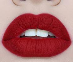 """limecrime: """"She wore Red Velvet… Her lips were..."""