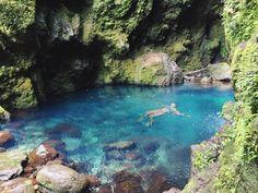 Bukal Falls : Hidden in the foot of Mt. Banahaw in Majayjay, Laguna