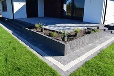 - image -image - image - image -image - image - Limestone pool spa with limestone steppers leading to in ground spa with hedges and topiary plants In Ground Spa, Vegetable Garden Design, Balcony Garden, Front Yard Landscaping, Pathways, Amazing Gardens, Backyard, Exterior, Front Yards
