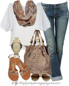 spring-summer-outfits - Click image to find more Women's Fashion Pinterest pins
