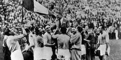 10 giugno 1934 La nazionale italiana di calcio vince il suo primo mondiale