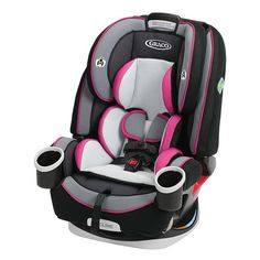 Graco 4Ever All-in-One Convertible Car Seat - Kylie for my new mom's....our my be expensive but you'll never have to buy another seat for you child!!