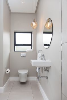 Modern House Small Bathroom Interior Design Ideas, 717 on Martilda, Langebaan Country Estate, West Coast South Africa New House Home Construction Development Turnkey Architecture Interior Design Ideas Concepts New Africa, South Africa, Country Estate, Bathroom Interior Design, West Coast, Small Bathroom, Interior Architecture, New Homes, Construction