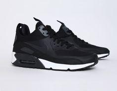 Nike AirMax 90 Sneakerboots Black