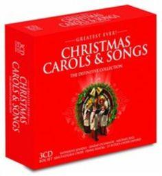 Various Artists-Christmas Carols and Songs CD / Box Set NEW