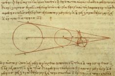 Aristarchus heliocentric method: Aristarchus of Samos was an ancient Greek astronomer and mathematician who presented the first known model that placed the Sun at the center of the known universe with the Earth revolving around it. Ancient Greece, Ancient Egypt, Aristarchus Of Samos, Models Of The Universe, History Of Astronomy, Sun And Earth, Carl Sagan, Physics, Knowledge
