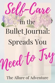 Ready to make self-care a priority in 2018? Here are some amazing page ideas that are perfect for transforming your daily life! Check it out now! Bullet Journal | BUJO | Bullet Journal Page Ideas | Planner | Organization | Self-Care Tips |