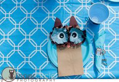 Owl Birthday Party Ideas: Owl Hand Puppet