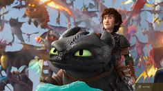Hiccup, now 20, is the tenacious, spirited son of Stoick the Vast, chieftain of Berk.