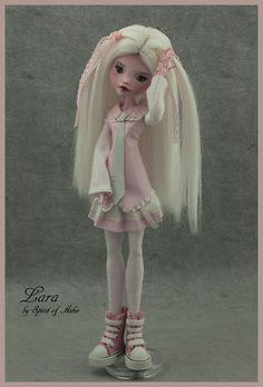 Lara OOAK Monster High Custom Draculaura Repaint Outfit by `Spirit of Askir´ | eBay