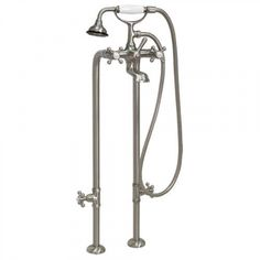 Pierre Freestanding Tub Faucet, Supplies & Valves - Tub Faucets - Bathroom