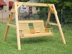 porch swings   Hand Crafted Porch Swings