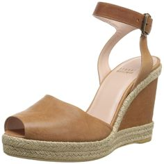 Stuart Weitzman Women's Waycool Wedge Sandal ** Quickly view this special product, click the image : Wedges Shoes