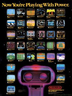 I think I still have one of these posters in mint condition some where. I really miss those days when game companies put mini posters and instruction manuals in games. They don't come with anything any more. Except for Shovel Knight it came with a fat manual. Which was superb.